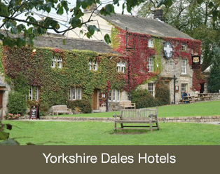 yorkshire dales hotels