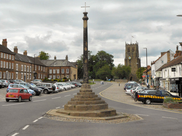 Bedale Market Cross