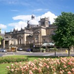 The former Royal Baths, Harrogate