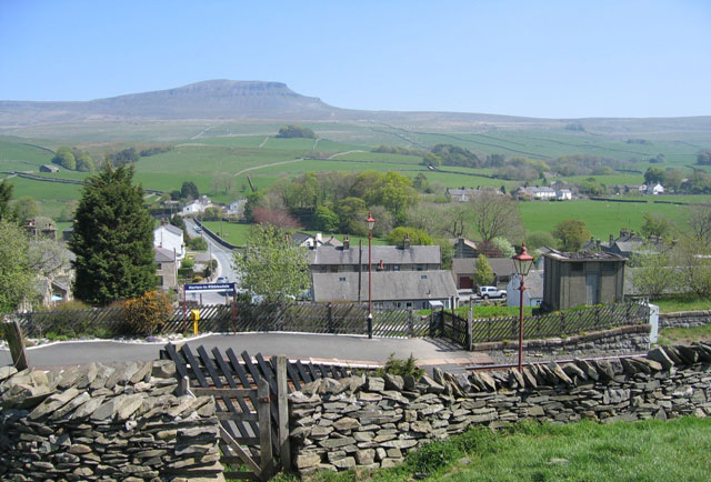 Horton In Ribblesdale Yorkshire Dales