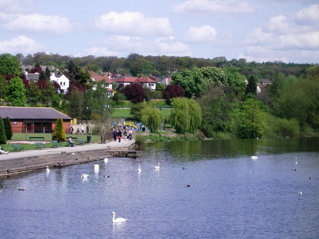 Otley on The River Wharfe