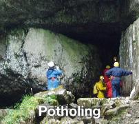 potholing