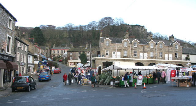 The Market Place, Settle