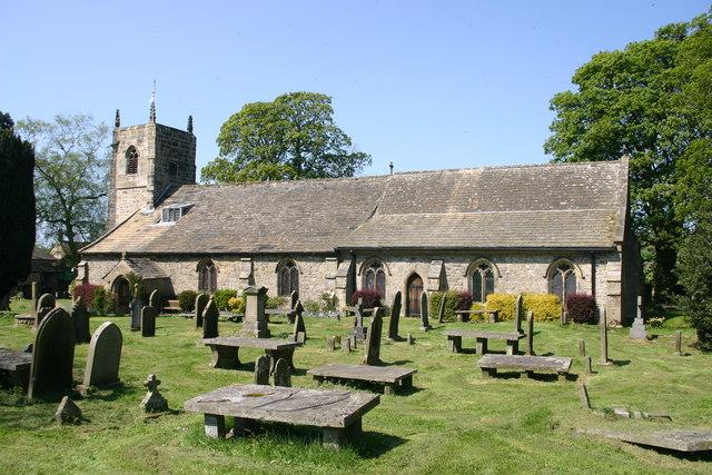 St Mary's Church Long Preston