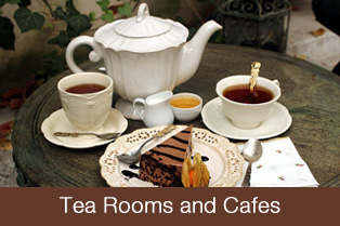 Yorkshire Dales tea rooms