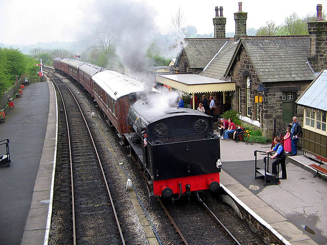 Embsay station